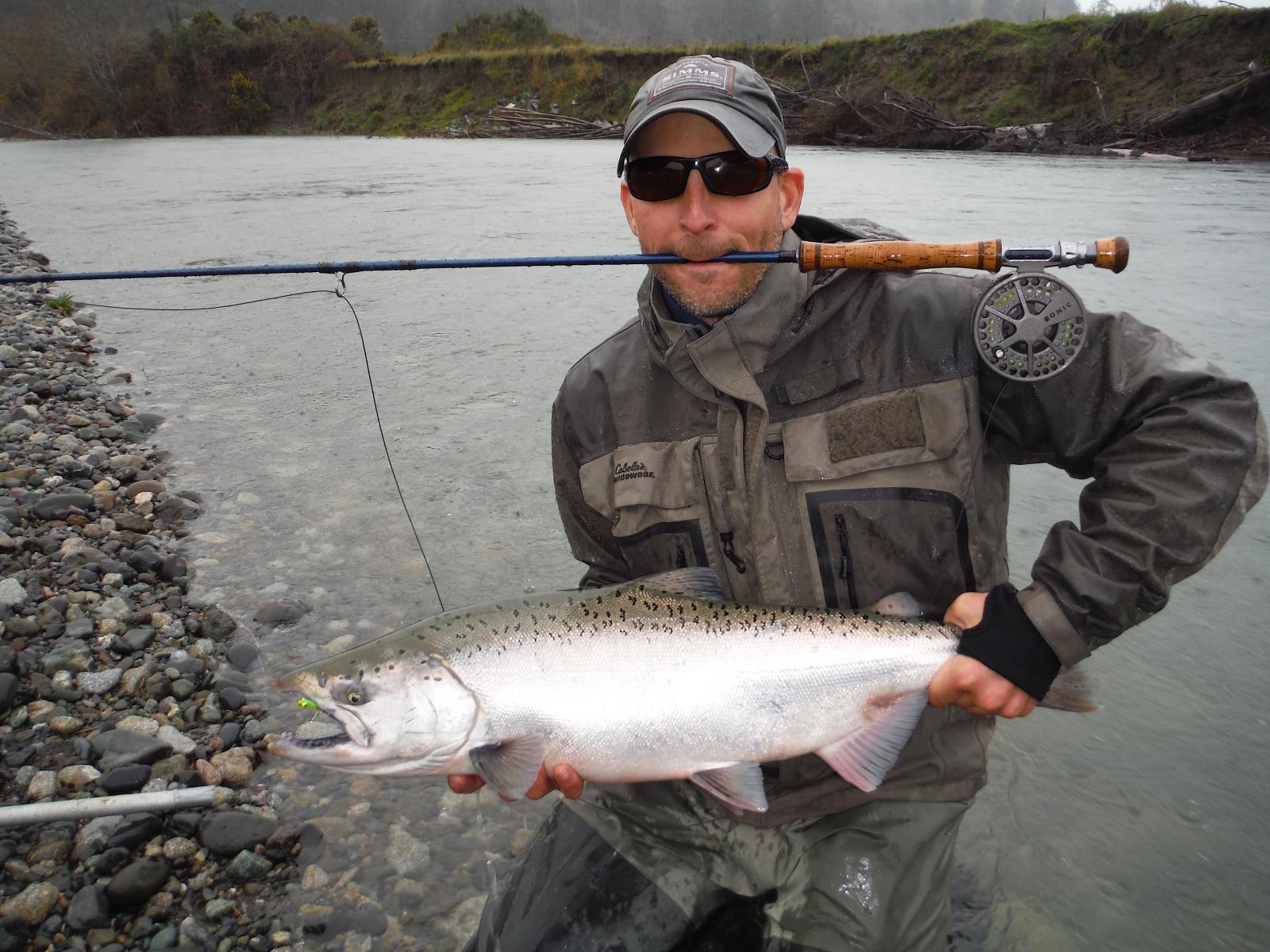 Chrome Buck Chinook