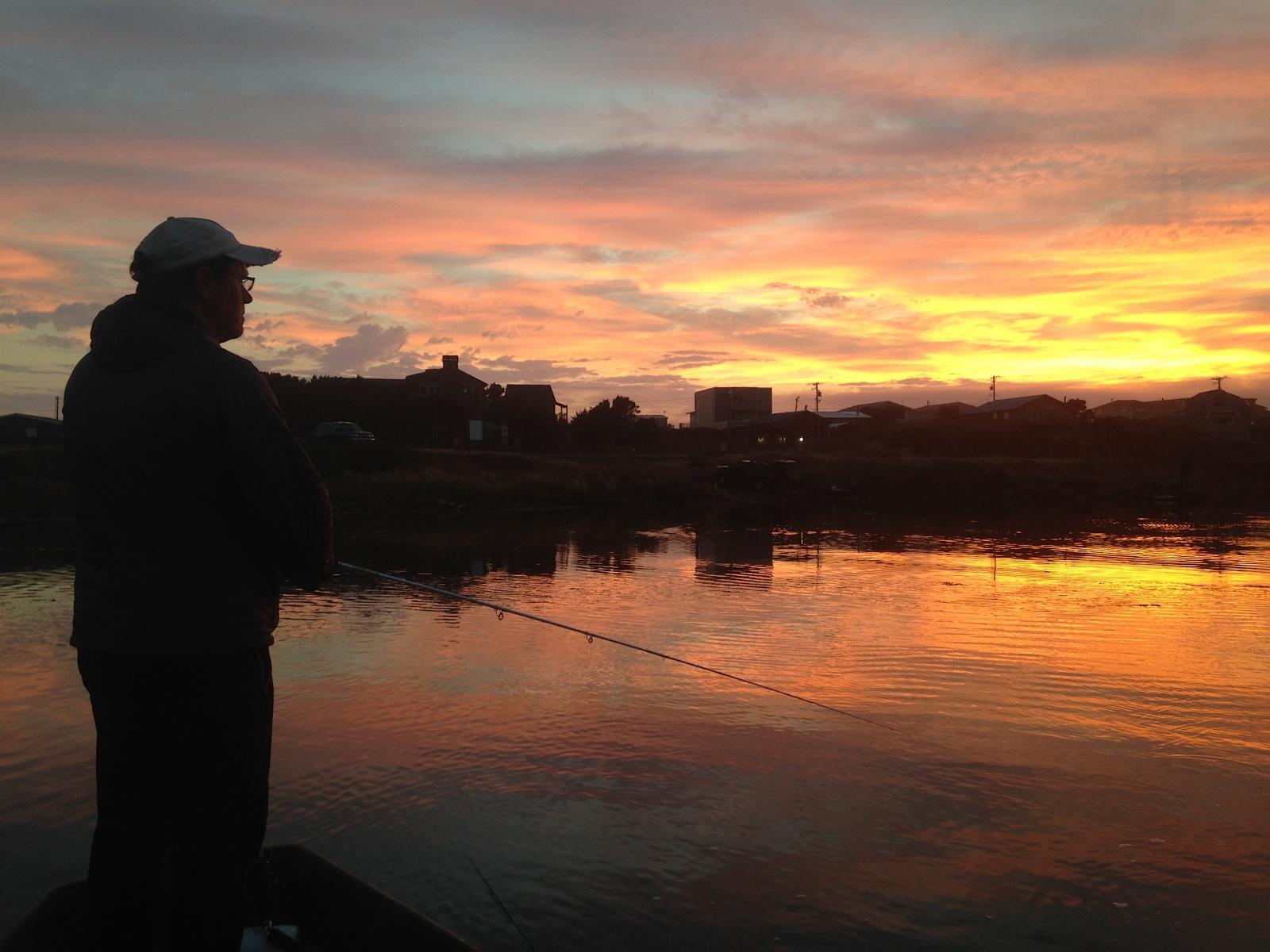 Rob at Sunset